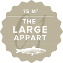 the large appart